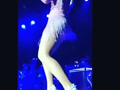 Katy Perry Dancing Sensual at Jingle Ball in London