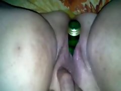 Thick bottle and squirt