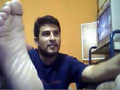 chatroulette men feet collection - boyfeet -malefeet