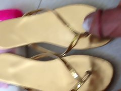 Arab hijab sexual sandals spit And banged