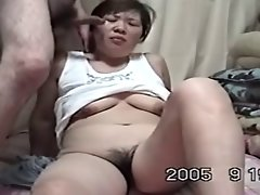 Homemade Solid Asian Cpl Love to Fuck (Uncensored)
