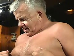 filthy daddy and two younger men
