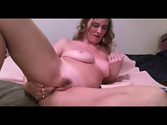 Cougar Filthy Deepthroating and Fingering ATM