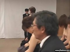 Sensual Sensual japanese Get Undress In Public Then Fuck Rough clip-16