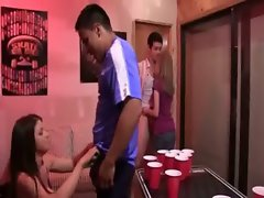 College groupsex fond at the Party