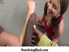 Mamma Wants Daughters BFs Ebony Pecker 8