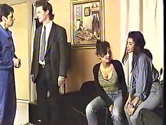 Asshole Boom - 1990 (Beatrice Valle, Tabatha Cash, Julia Channel)