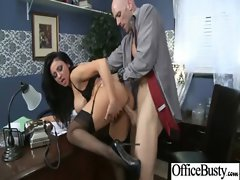 Office Whore Big titted Worker Lassie Get Horny Sex video-10