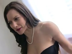 Beautiful Buxom Dark haired Point of view Fucked,By Blondelover