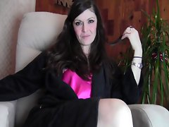 Momma Natasha displays sissy loser SPH
