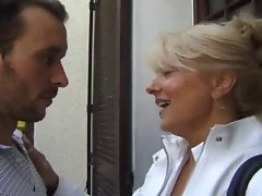 FRENCH PORN 2 rectal experienced stepmom filthy bitch groupsex