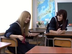 Seductive japanese Schoolgirl Seduces Shy Mom2...F70