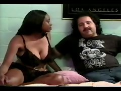 Chardonnay & Ron Jeremy (Interracial Sex!)