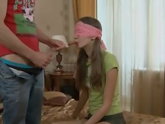 Perfect Girlie gets a lollipop - and some More