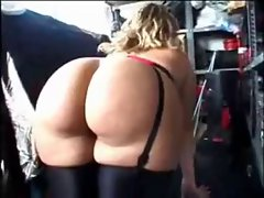 HOTEST BIG Butt Whore