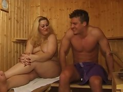 Sauna Amateur Tube