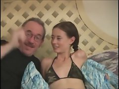 Little tiny breasts Gaunt Very hairy Banged By Experienced Man,By Blondelover