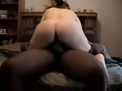 Hotwife with her black bull