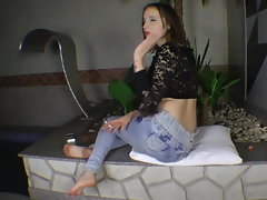 tomics Farts barely legal Lass - Jeans Sensual Ass: