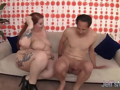 Obese Bailey Belle Delights Getting Screwed