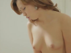Young darling is ni the middle of sensual lovemaking with her husband