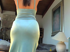 Compilation of big butts walking and shaking in close up